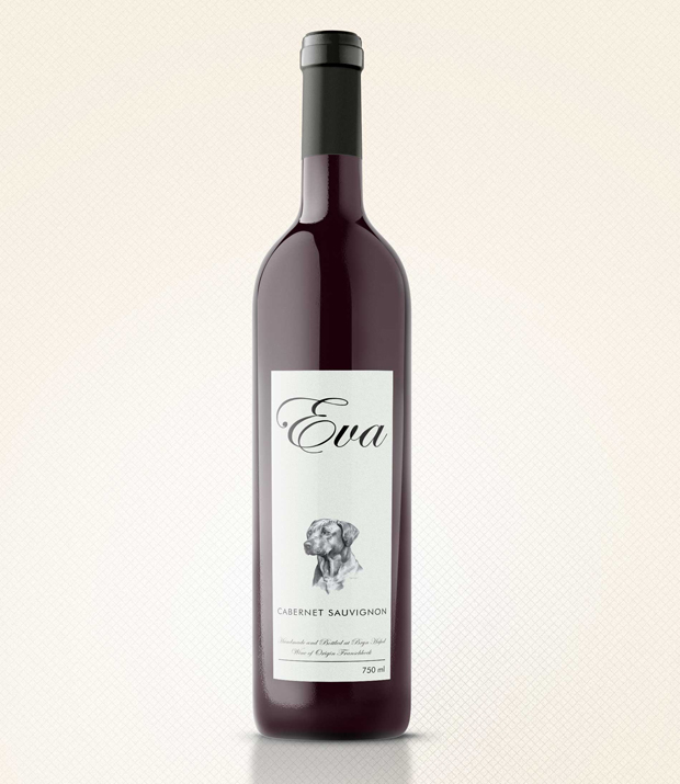 Brand Identity and Wine Label for Eva Wines (1)