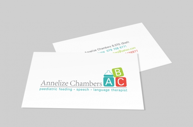 Corporate Identity and Logo Design for Annelize Chambers